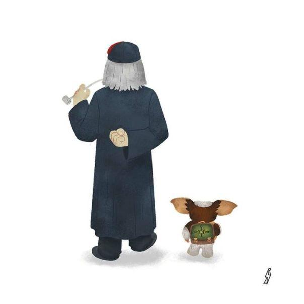 Star Wars (Mogwai Family)