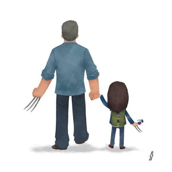 Wolverine (Howlett Family)