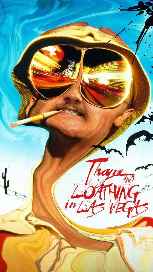 Thayne And Loathing In Las Vegas