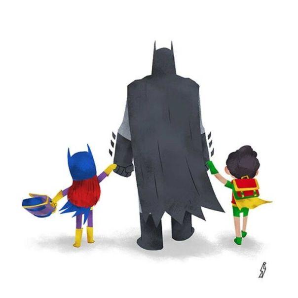 Batman (Bat Family)