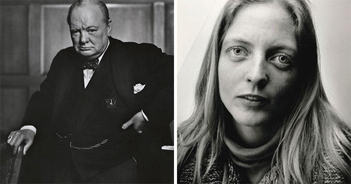 Winston Churchill And Arabella Churchill