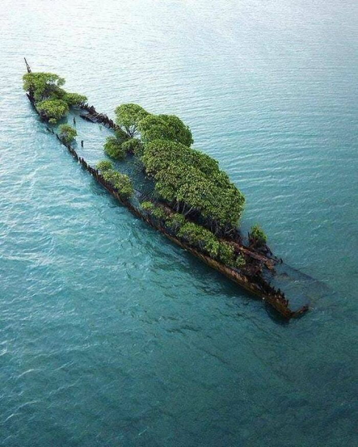 SS City Of Adelaide, Wrecked Off The Coast Of Magnetic Island