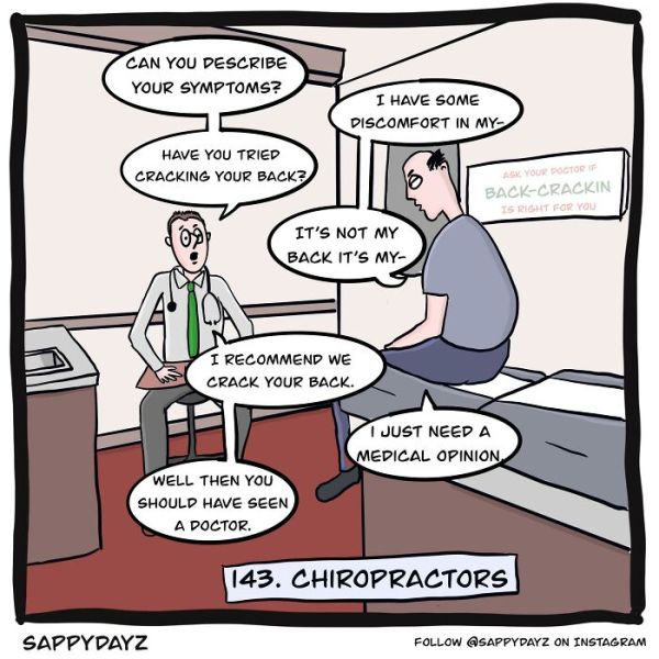 Thoughts On Chiropractors?