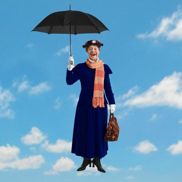 Marty Poppins