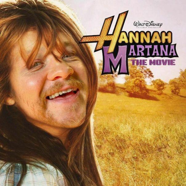 Hannah Martana: The Movie