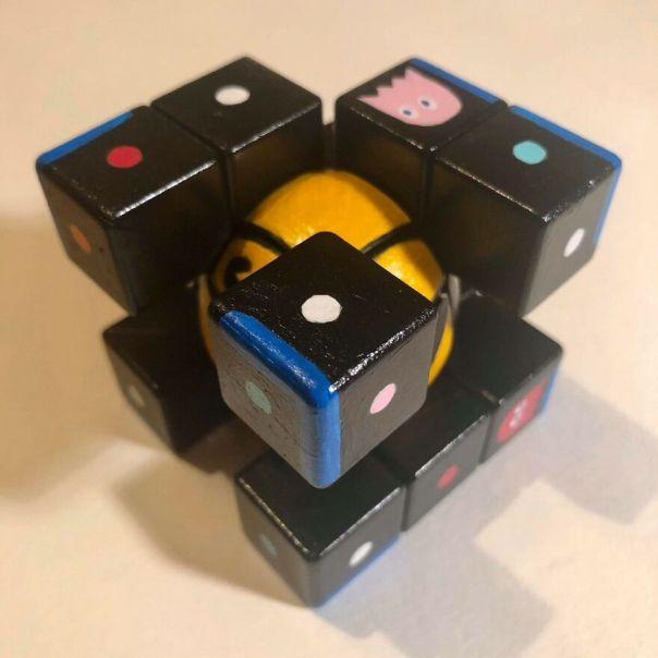 Scrambled Pac Man