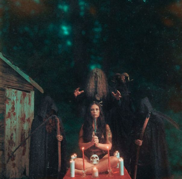 "Courtney Brooke ""Sabbath"" Photograph"