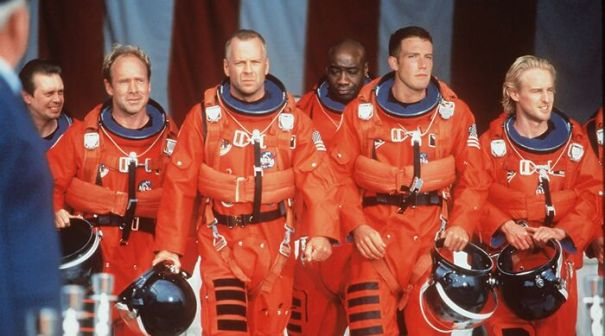 Why Did Nasa Train Oil Drillers How To Be Astronauts When They Could've Just Trained Astronauts To Drill Oil In Armageddon (1998)?