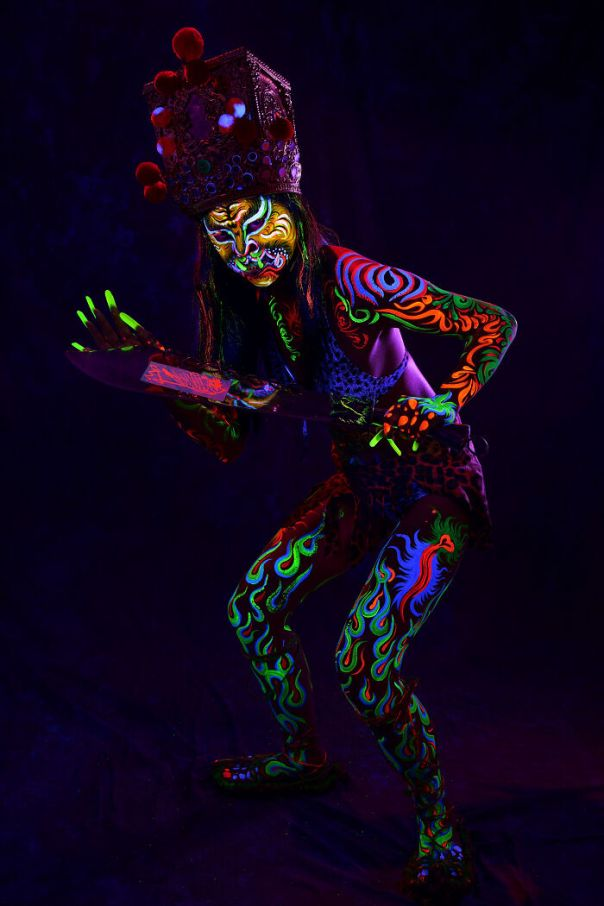 Taiwan Winner: 'Fluorescent Tiger', By Hui Pin Lai