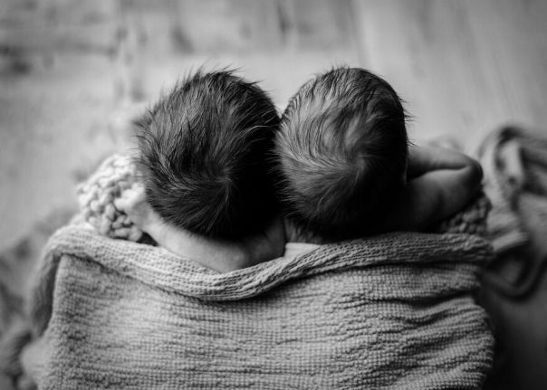I Photograph Newborn Twins In Chicago