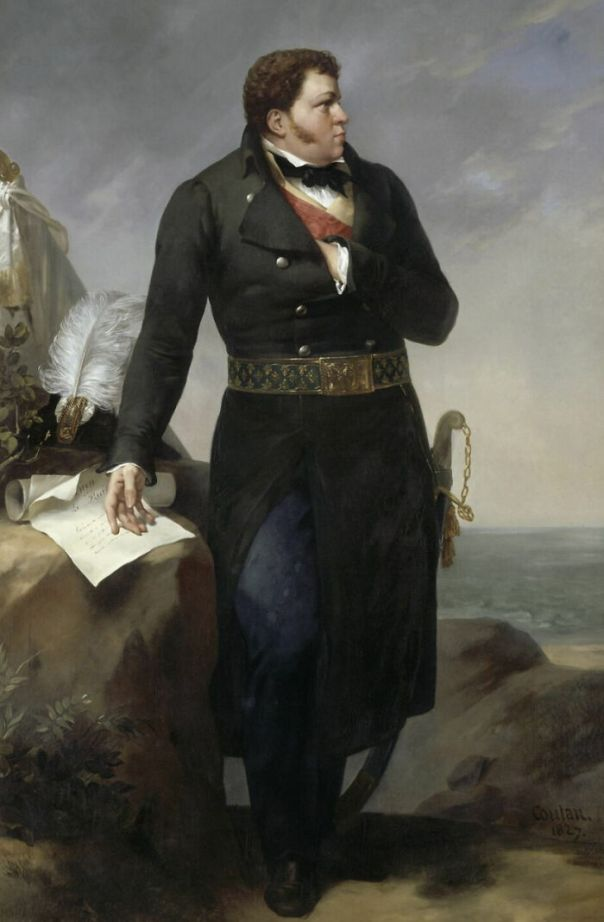 Georges Cadoudal By Coutan, Amable Paul (1827)