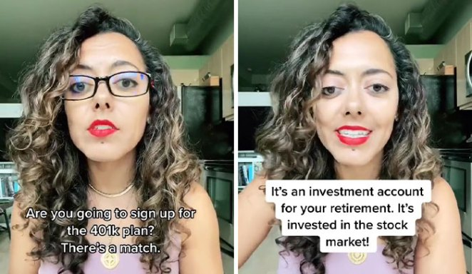 Understand Basics Of A 401k Account And Employer Match