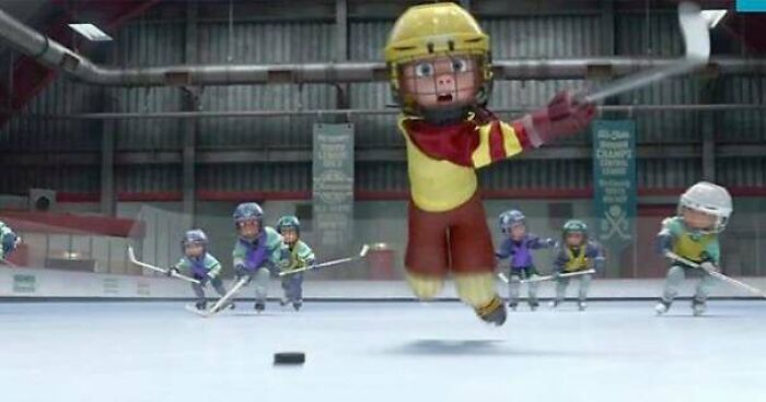 In Inside Out (2015), Riley Wears Maroon And Gold During Her Hockey Tryout. Maroon And Gold Are The Team Colors For The University Of Minnesota Golden Gophers, Minnesota Being The State That The Family Moved From