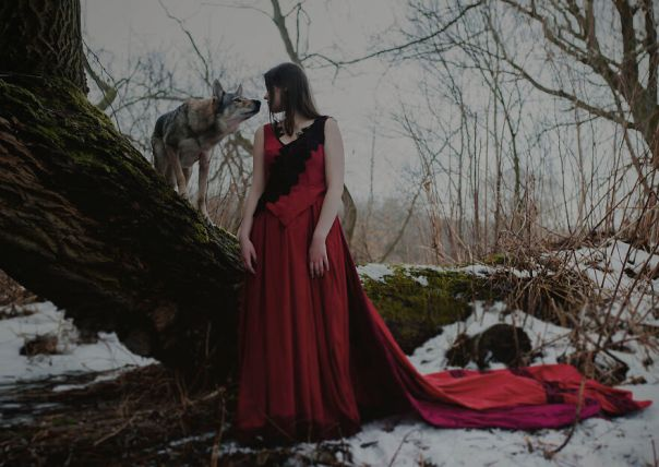 - Little Girl, Where Is Your Hood? - It's Not This Fairytale, Dear Wolf.