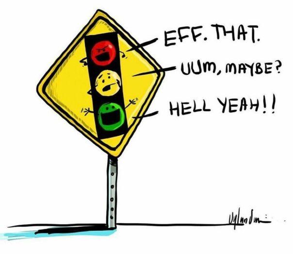 Indecisiveness Ahead. #thedailydunc