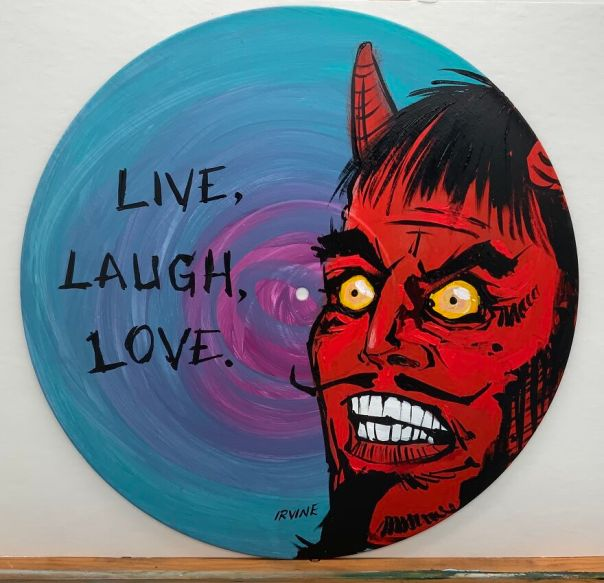 Live, Laugh , Love.