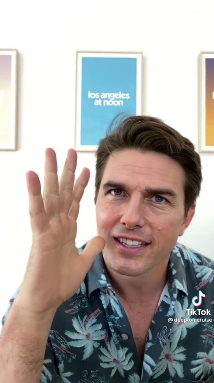 TikTok account shows fake Tom Cruise videos and its impossible not to say its real 603f57455292e png  700 - Deep Fake do Tom Cruise é a prova que no futuro você terá que provar que é você