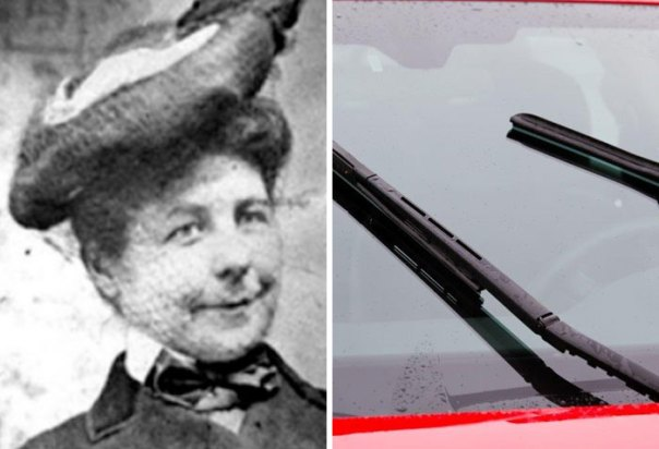 Mary Anderson Invented The Windscreen Wiper Controlled From Inside A Vehicle