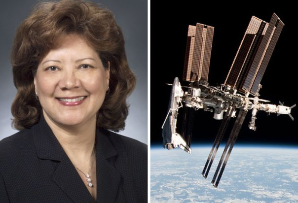 Olga D. Gonzalez-Sanabria Had A Major Role In Developing Batteries For The International Space Station