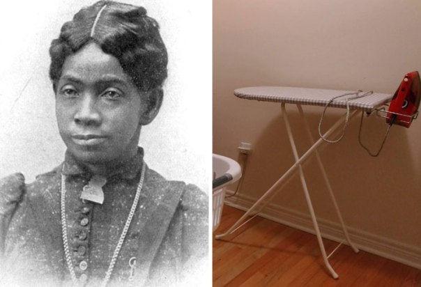 Sarah Boone Improved The Ironing Board