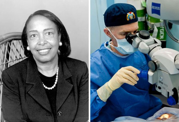 Patricia Bath Invented Laser Cataract Surgery