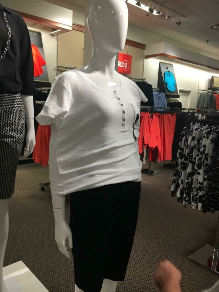Mannequins Are Too Complicated