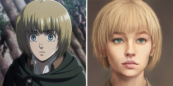 Armin Arlert Attack On Titan
