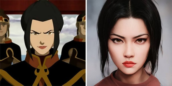 Azula From Avatar: The Last Airbender