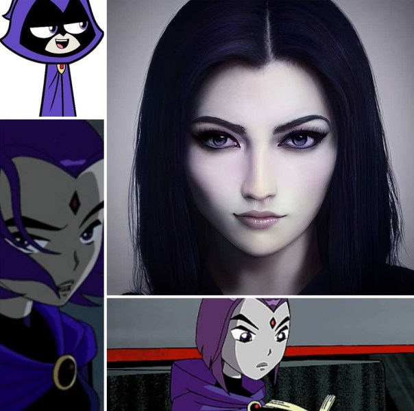 Raven From Titans