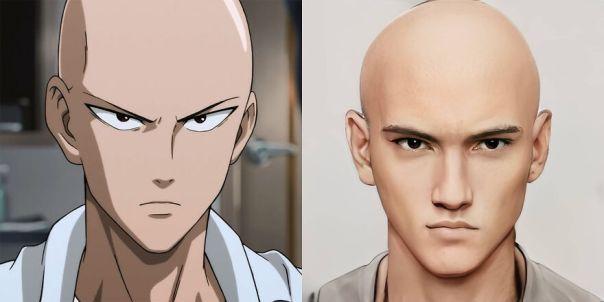 Saitama From One Punch Man