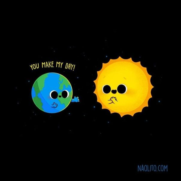 I Mean, You Literally Make My Day! ☀ Tag Your Sunshine! #sun #love #cute #kawaii #aww #awww #awesome #love #lovely #cuteness #art #indieartists #indieart #original #originalgift #humorous #humour #creative #relatable #earth #funny #youresohot #youremysunshine #youmakemehot