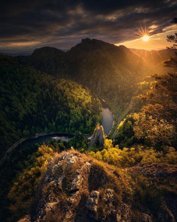 Pieniny Mountains