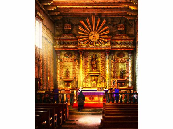 Mission San Miguel - ~5 Years