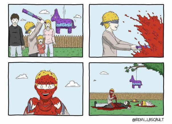 Stupid-Four-Panel-Comics-Dark-Humor-Part-3-Remi-Lascault