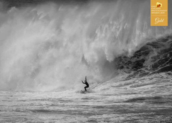 White Water Nightmare By Steve Turner. Gold In Sports