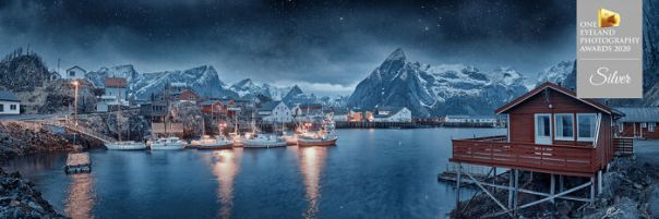 Cover Of Blizzard By Alexander Vershinin. Silver In Fine Art