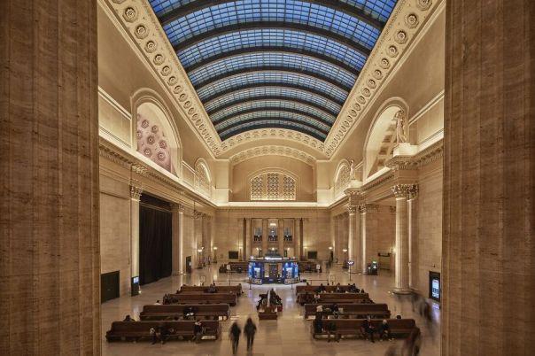 Union Station Great Hall Restoration