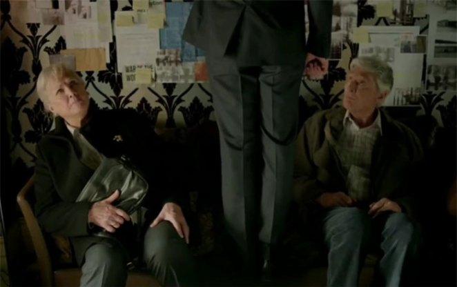 Wanda Ventham And Timothy Carlton, Benedict Cumberbatch's Parents, Played Sherlock's Mom And Dad On Sherlock (2010)