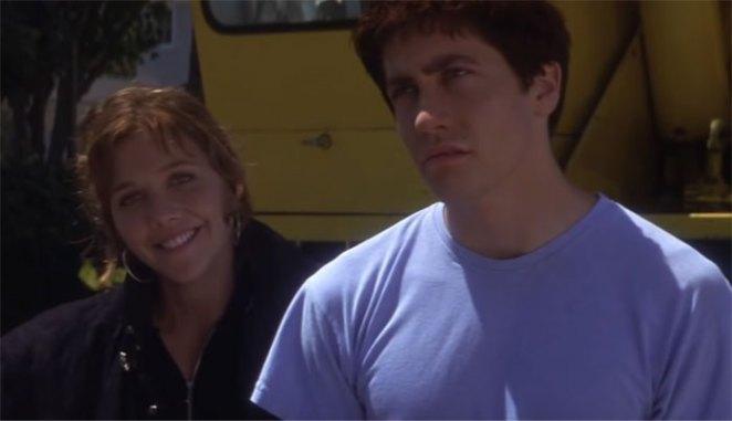 Jake Gyllenhaal And His Sister, Maggie, Played Siblings Donnie And Elizabeth Darko In Donnie Darko (2001)