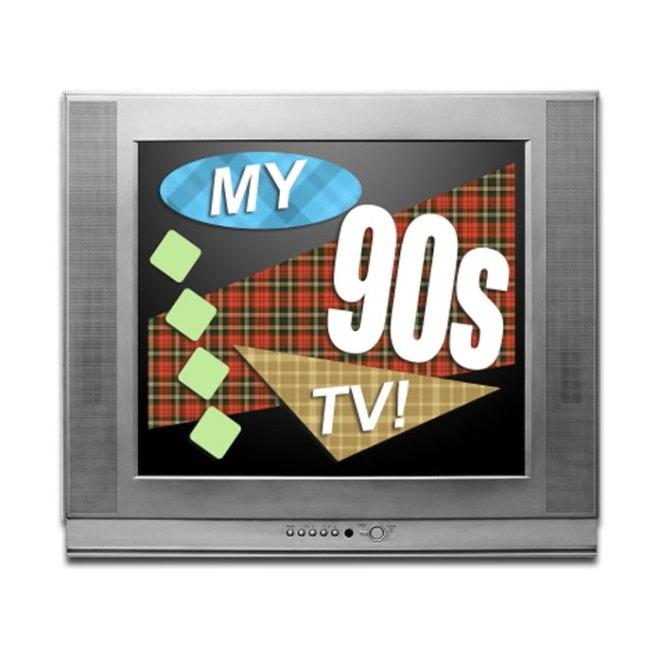 My 90s TV