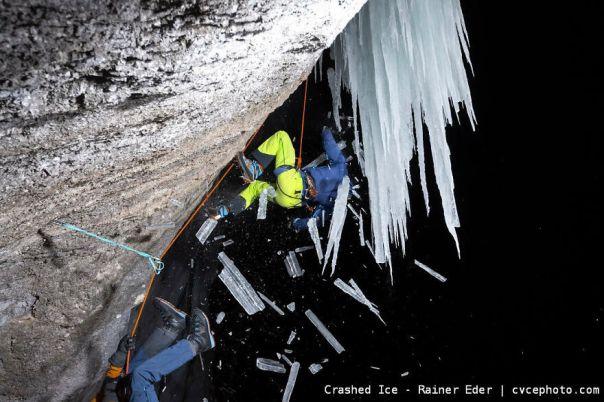 Crashed Ice - Rainer Eder
