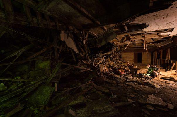 Distance - Collapsed Cinema