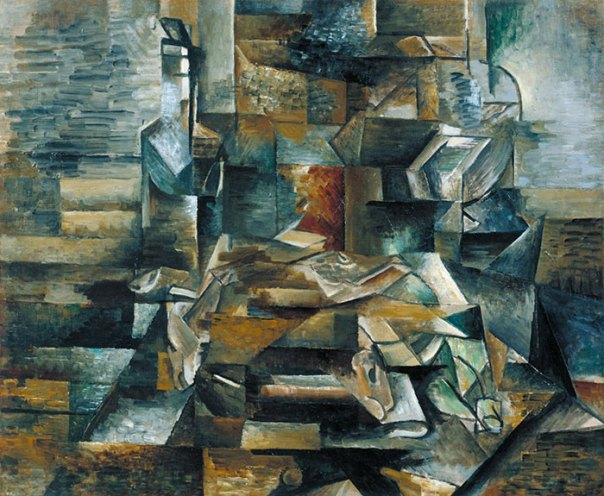 """""""If It Looks Like A Really Stressful Game Of Tetris It's A George Braque"""""""