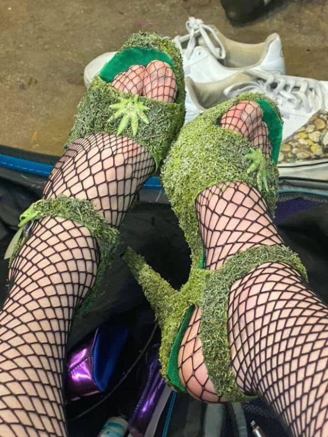 Astroturf Heels
