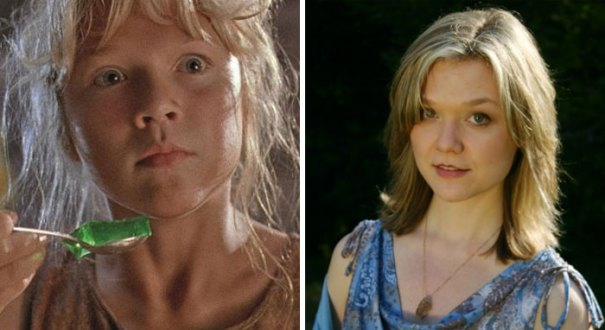 Ariana Richards Most Known For Her Role In Jurassic Park Became A Full-Time Painter