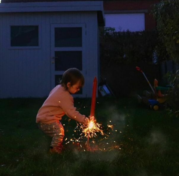 There Will Be No Fireworks This Year So We Made Our Own