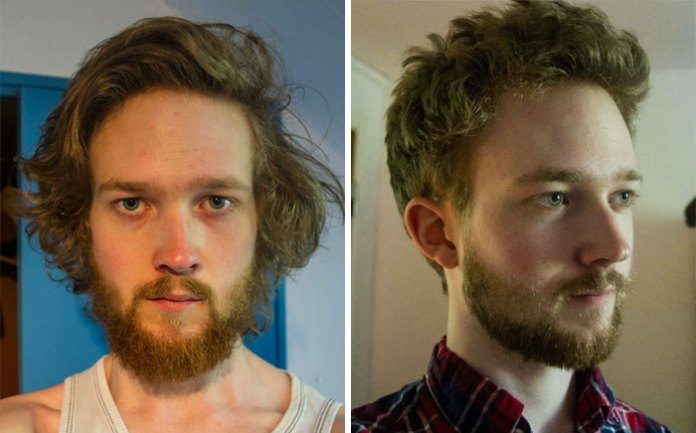 Got Tired Of Looking Like A Hobo - Got A Haricut And Trimmed The Beard. Better?