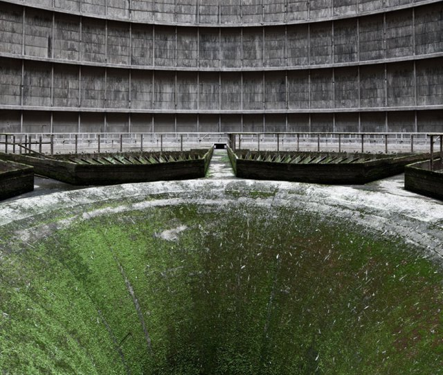I M Cooling Tower Belgium