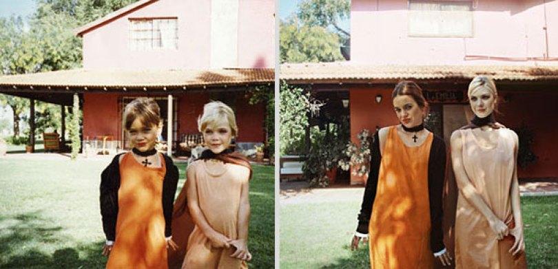 back to the future irina werning 20 - Fotógrafa Argentina recria foto antiga com a mesma pessoa anos depois - Parte 2
