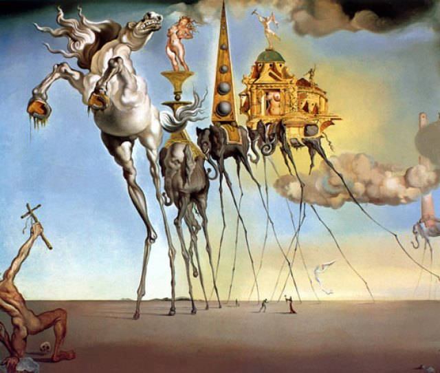 If Its Something You Saw On Your Acid Trip Last Night Its Dali